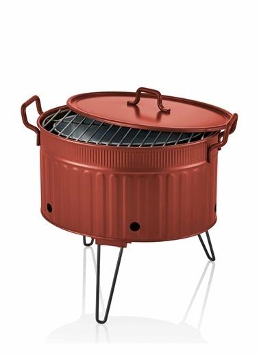 The Mia Mangal 37X44X31 Kırmızı Renkli